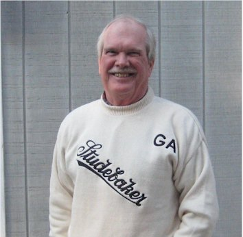 Gary Ash Indy sweater